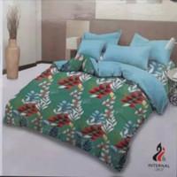 bed cover set Lady rose sprei Flat uk 160x200 motif Sarah