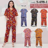 Baju Tidur babydoll Forever Mamasize Celana panjang S-831-2, S-698-1