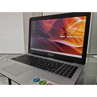 LAPTOP ASUS X555Q | AMD A12 | RAM 4GB | HDD 1TB | WIN 10