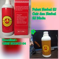 Paket Herbal SJ Maagh Kronis Dan SJ Madu Lambung