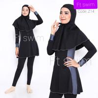 Baju renang wanita muslimah dewasa/pakaian renang perempuan muslim