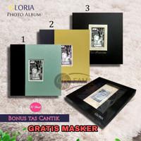 album foto magnetik gloria 3R-11R ( 36 x 36 cm )