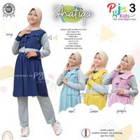 Baju Setelan Anak/Remaja Muslim Atasan & Celana Safiqa Set