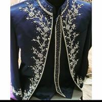 baju pengantin pria muslim/ beskap asraf/ baju akad