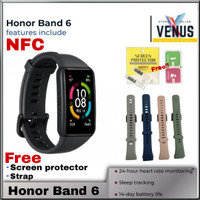 honor band 6 smart band wristband spo2 watch amoled