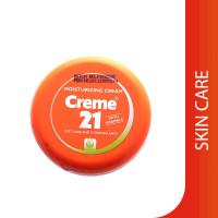 Creme 21 Moisturizer Cream Soft 150Ml / Perawatan wajah/ Wajah halus