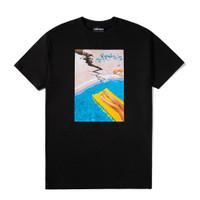 The Hundreds Quake Black T Shirt || Resmi PT NAVYA