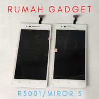 LCD OPPO R3001 MIRROR 3 FULLSET TOUCHSCREEN