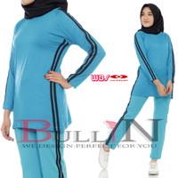 Baju Senam Wanita / Baju Senam Muslim