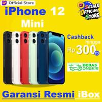 iPhone 12 Mini 256GB 128GB 64GB Garansi Resmi iBox 1 Tahun