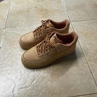 Nike Air Force 1 07 WB flax wheat