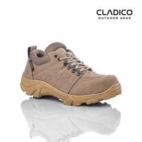 Sepatu Safety Keren Ujung Besi Proyek Kerja Terlaris Cladico Skyway