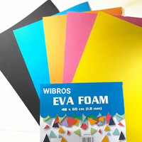 Eva foam art 20x30 ( 10 lembar)