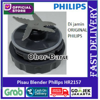 PISAU + KARET Untuk Jar Besar Blender Philips HR2157 HR 2157 ORI
