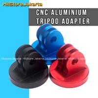 Colorful Aluminium Tripod Mount Adapter For GoPro /SJCAM /Xiaomi Yi
