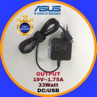 Adaptor Charger Laptop Asus E202 E202SA E202S X205 TP200 19V~1.75A USB