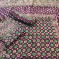 kain batik cap tulis sarimbit trusmi cirebon bahan viscose murah