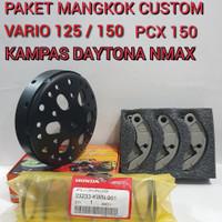MANGKOK KAMPAS GANDA CUSTOM DAYTONA PER CVT PCX THAILAND VARIO 125 150