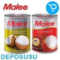 MALEE Buah Kaleng import Thailand - LONGAN/LENGKENG