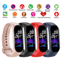Smartwatch Smartband M5 Smart Watch Band Music Player Dials - Jam M5