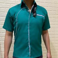 SHJ-019 Kemeja seragam-baju PDH-Seragam kerja