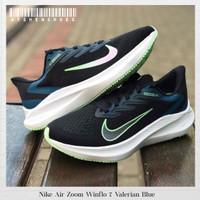 Sepatu Original Nike Air Zoom Winflo 7 Valerian Blue BNIB