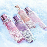 victoria secret body mist frosted & lotion frosted