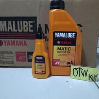 Paket oli yamalube matic dan garden metik yamaha
