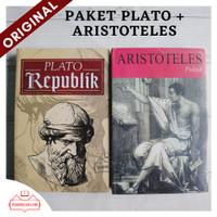 Buku Original - Paket Plato Republik dan Aristoteles Politik