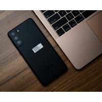 Samsung galaxy S21 Plus 8/256GB Black grs. 1 Tahun ex. Unboxing