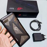 Asus Rog Phone 2 8/128 versi tencent snapdragon 855+ fullset