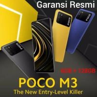 Xiaomi Poco M3 6/128 Garansi Resmi Indonesia TAM RAM 6GB 128GB