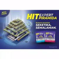 Hit piramida isi 10 obat nyamuk bakar