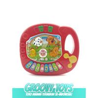 Mainan Anak Musik Piano Animal Farm - Animal Music Piano 5031-B