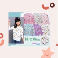 Sweater Anak/Switer Anak Kekinian 4-10Y/Baju Anak Kekinian