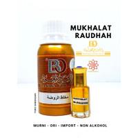 Bibit Parfum BO BANAFA For OUD MUKHALAT RAUDHAH Roudoh Raudhoh IMPORT - 6 ml