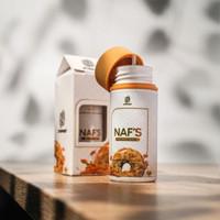 Naf's V2 Donut Almond Vanilla Milk 100ML by 2Thumbs - Liquid Nafs V2