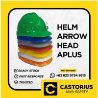 HELM SAFETY HELM PROYEK HELM ARROW HEAD A PLUS + INNER FSA FASTRACK