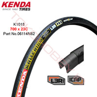 Ban Luar Sepeda Slick Road Bike Balap Kenda Kriterium K1018 700 x 23c