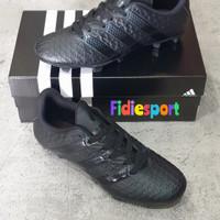 Sepatu Bola Adidas Ace Black Size 39-43 Made In Vietnam