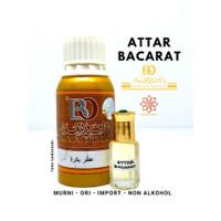 Bibit Parfum BO BANAFA FOR OUD ATTAR BACARAT bakarat IMPORT Non alkoho - 6 ml