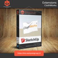 ClothWorks untuk SketchUp