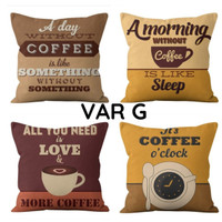 Velvet Pillow Cushion Cover / Sarung Tutup Bantal Sofa Kain Bludru