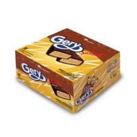 Gery Salut Saluut Wafer Coklat Chocolate Hazelnut Box Isi 24Pcs 24 Pcs