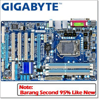 GIGABYTE GA-P55-UD3L Motherboard H55 LGA 1156 i3 i5 i7 DDR3 16G ATX