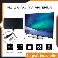 Taffware Antena Indoor TV Digital & Analog Smart Televisi LED Tabung