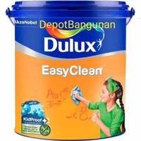 CAT TEMBOK DULUX EASY CLEAN INTERIOR WHITE 1501 2.5 LITER