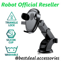 Robot RT-CH11 Rotatable Secure and Convenient Car Stent / Car Holder