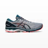 Asics GEL-KAYANO 27 Men's Running Shoes - Sheet Rock/Magnetic Blue
