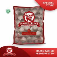 sumber selera bakso sapi SB premium isi 50 baso kebon jeruk